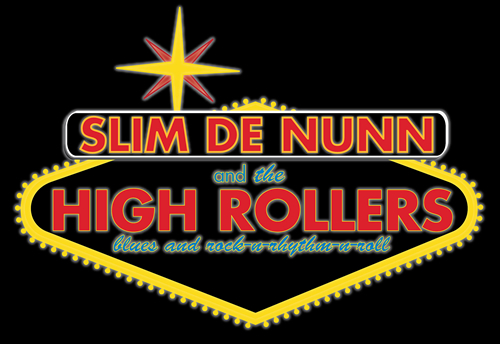 Slim DeNunn & the High Rollers logo